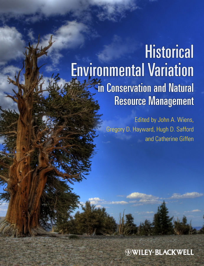 Catherine Giffen Historical Environmental Variation in Conservation and Natural Resource Management все цены