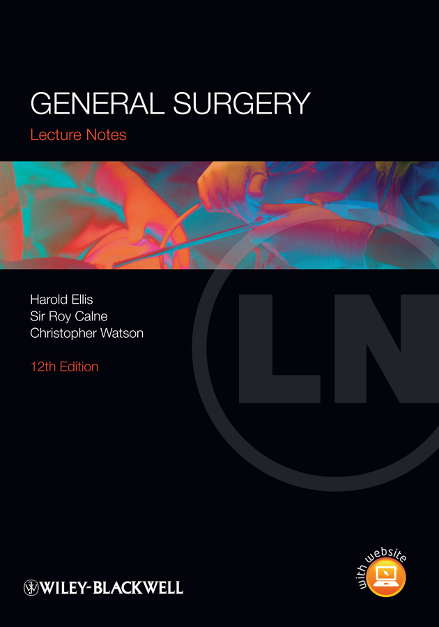 Sir Ellis Harold Lecture Notes: General Surgery lecture notes pharmacology