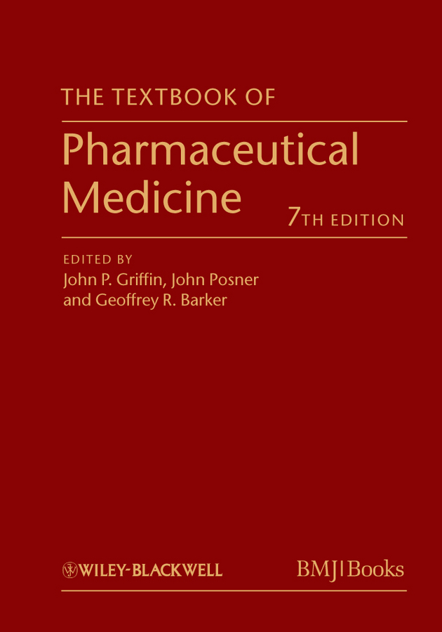 John Posner The Textbook of Pharmaceutical Medicine недорго, оригинальная цена