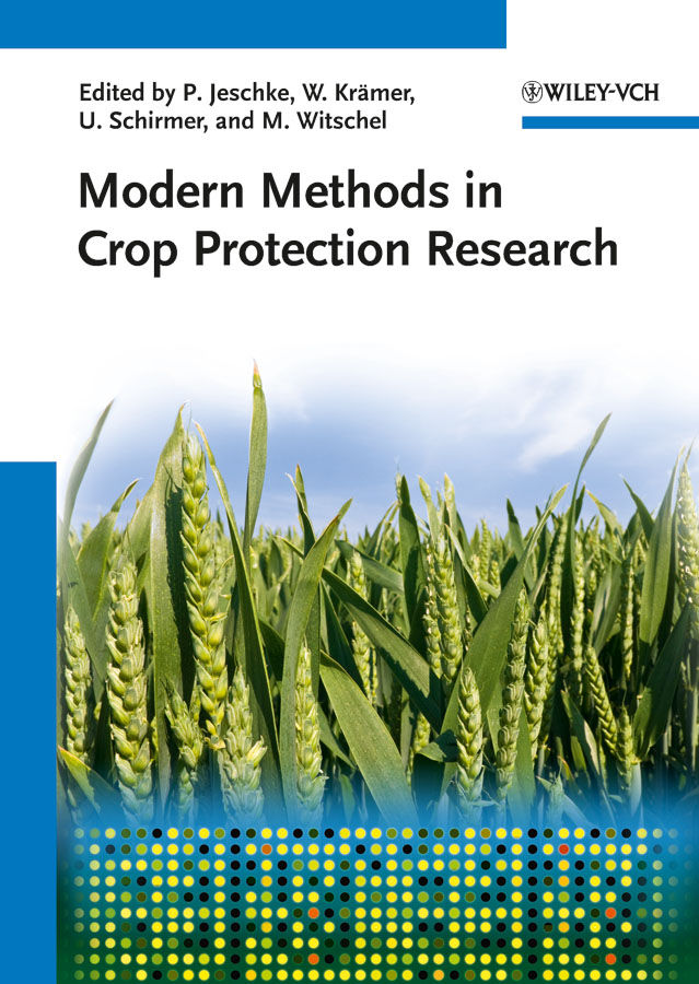 Peter Jeschke Modern Methods in Crop Protection Research black choker sleeveless crop top