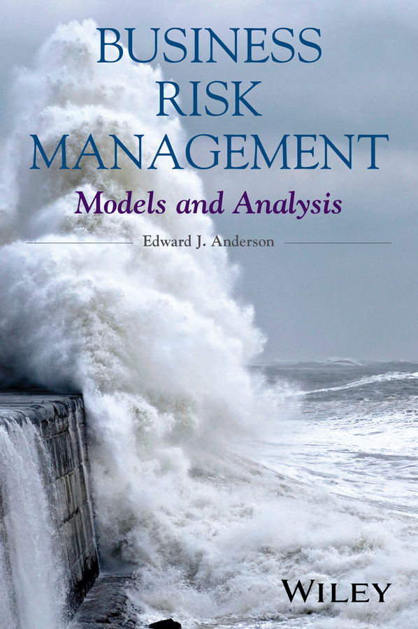 Edward Anderson J. Business Risk Management. Models and Analysis