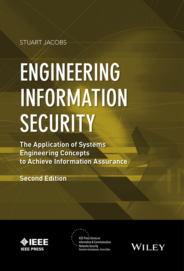 Stuart Jacobs Engineering Information Security. The Application of Systems Engineering Concepts to Achieve Information Assurance security rfid proximity entry door lock access control system 10 keys