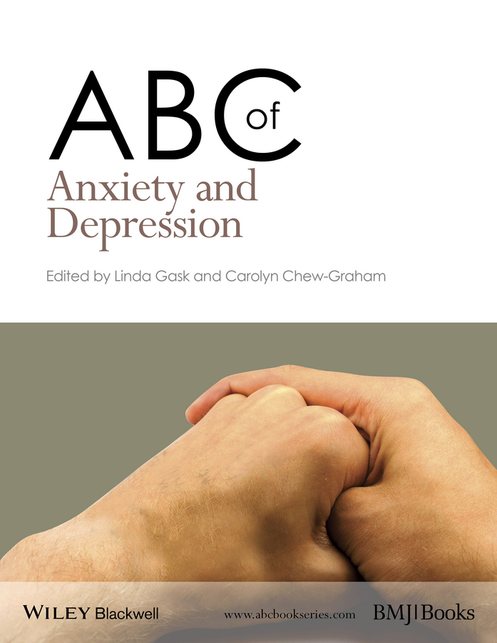 лучшая цена Linda Gask ABC of Anxiety and Depression