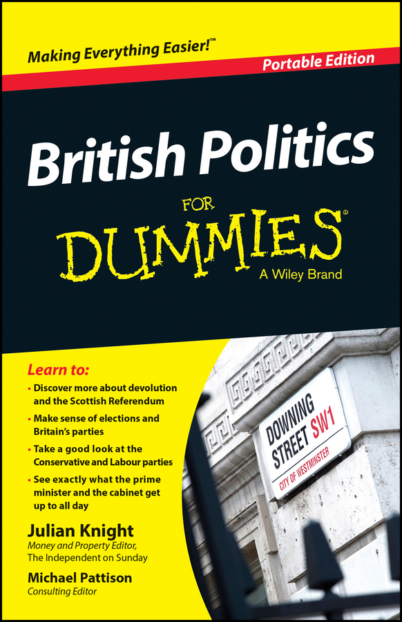 Julian Knight British Politics For Dummies брюки прямые из льна