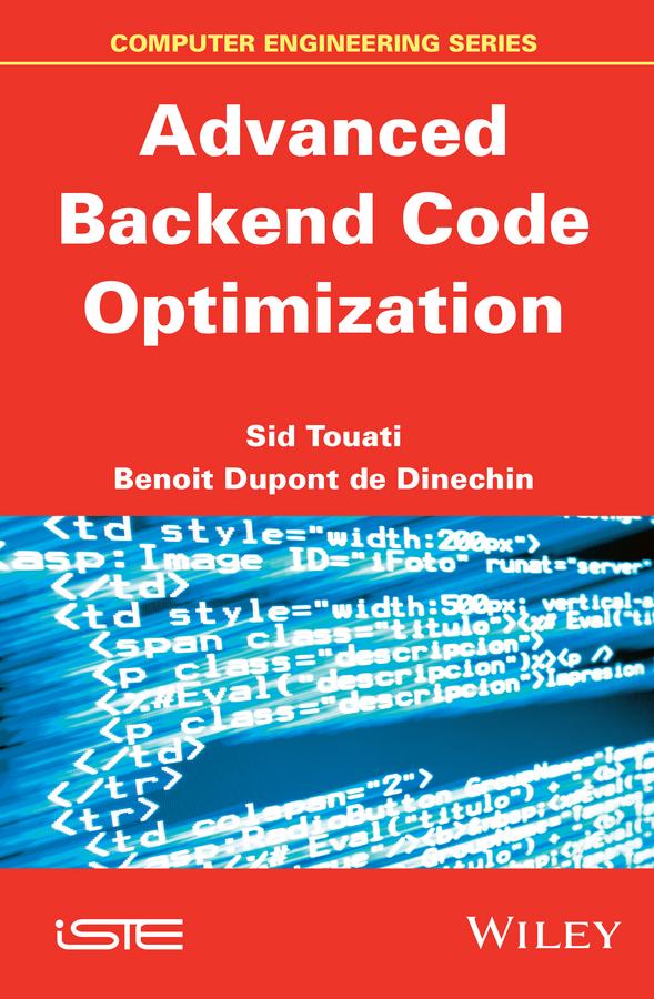 Sid Touati Advanced Backend Optimization