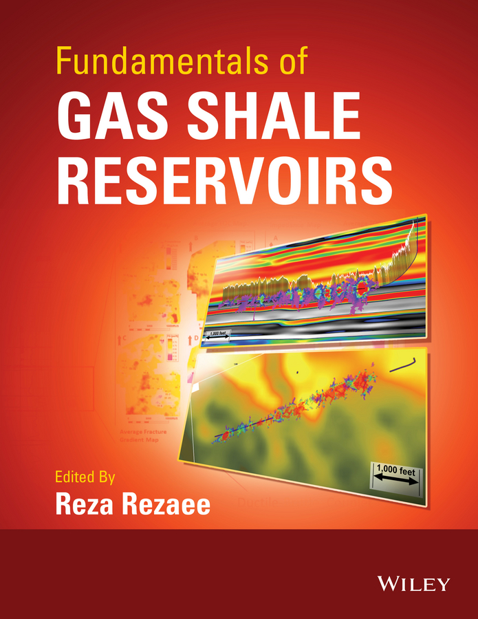 Reza Rezaee Fundamentals of Gas Shale Reservoirs velocity modeling to determine pore aspect ratios of shale