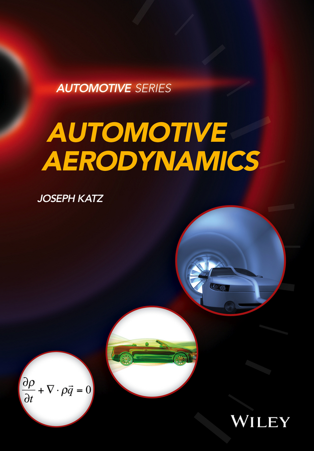 Joseph Katz Automotive Aerodynamics цена