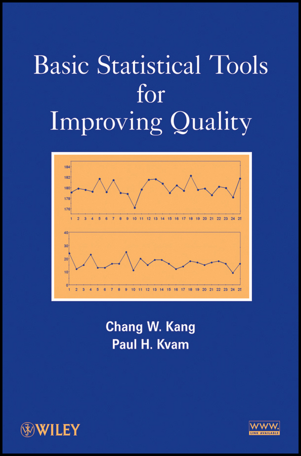 Chang Kang W. Basic Statistical Tools for Improving Quality