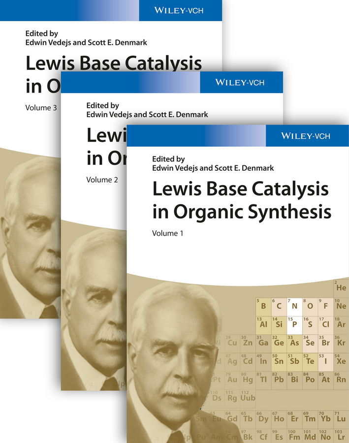 цена Edwin Vedejs Lewis Base Catalysis in Organic Synthesis, 3 Volume Set онлайн в 2017 году