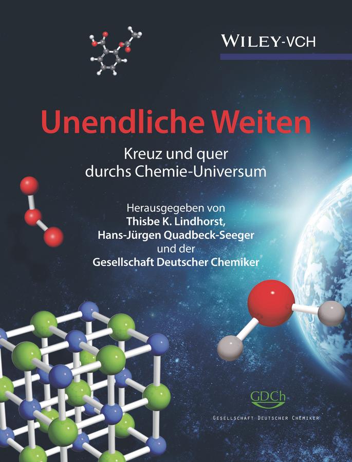 GDCh Unendliche Weiten. Kreuz und quer durchs Chemie-Universum midi клавиатура arturia keylab essential 49 black edition