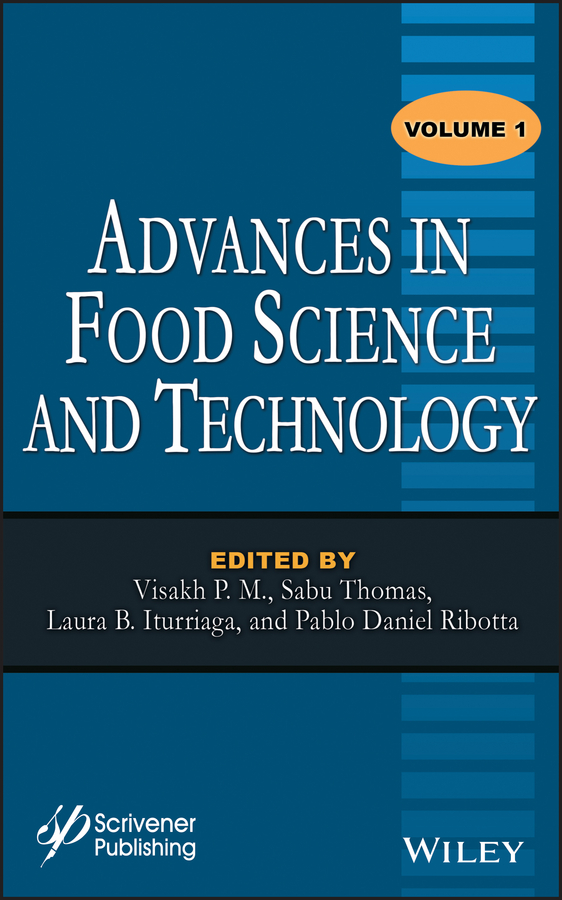 Sabu Thomas Advances in Food Science and Technology, Volume 1 50pcs free shipping 100% new original 74hc11d sop quality assurance triple 3 input and gate
