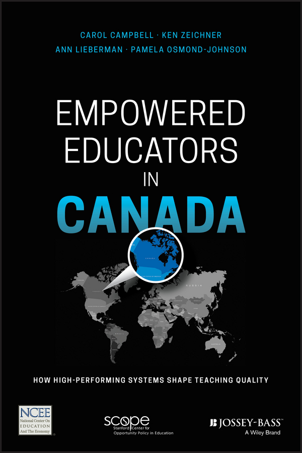Ann Lieberman Empowered Educators in Canada. How High-Performing Systems Shape Teaching Quality learner participation in universtiy extension education
