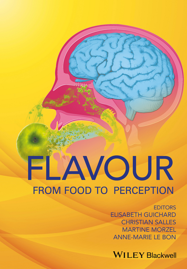 Elisabeth Guichard Flavour. From Food to Perception все цены