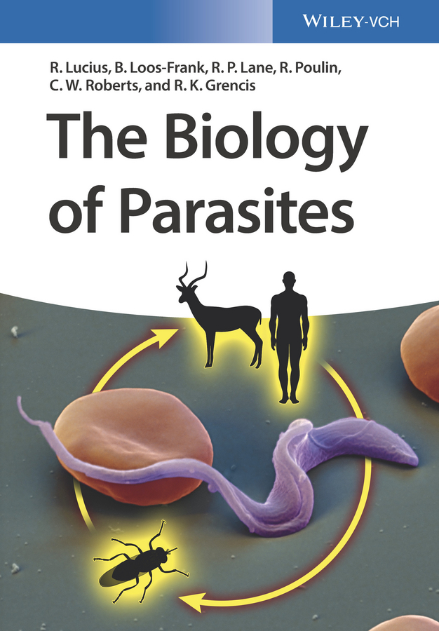 Robert Poulin The Biology of Parasites цена