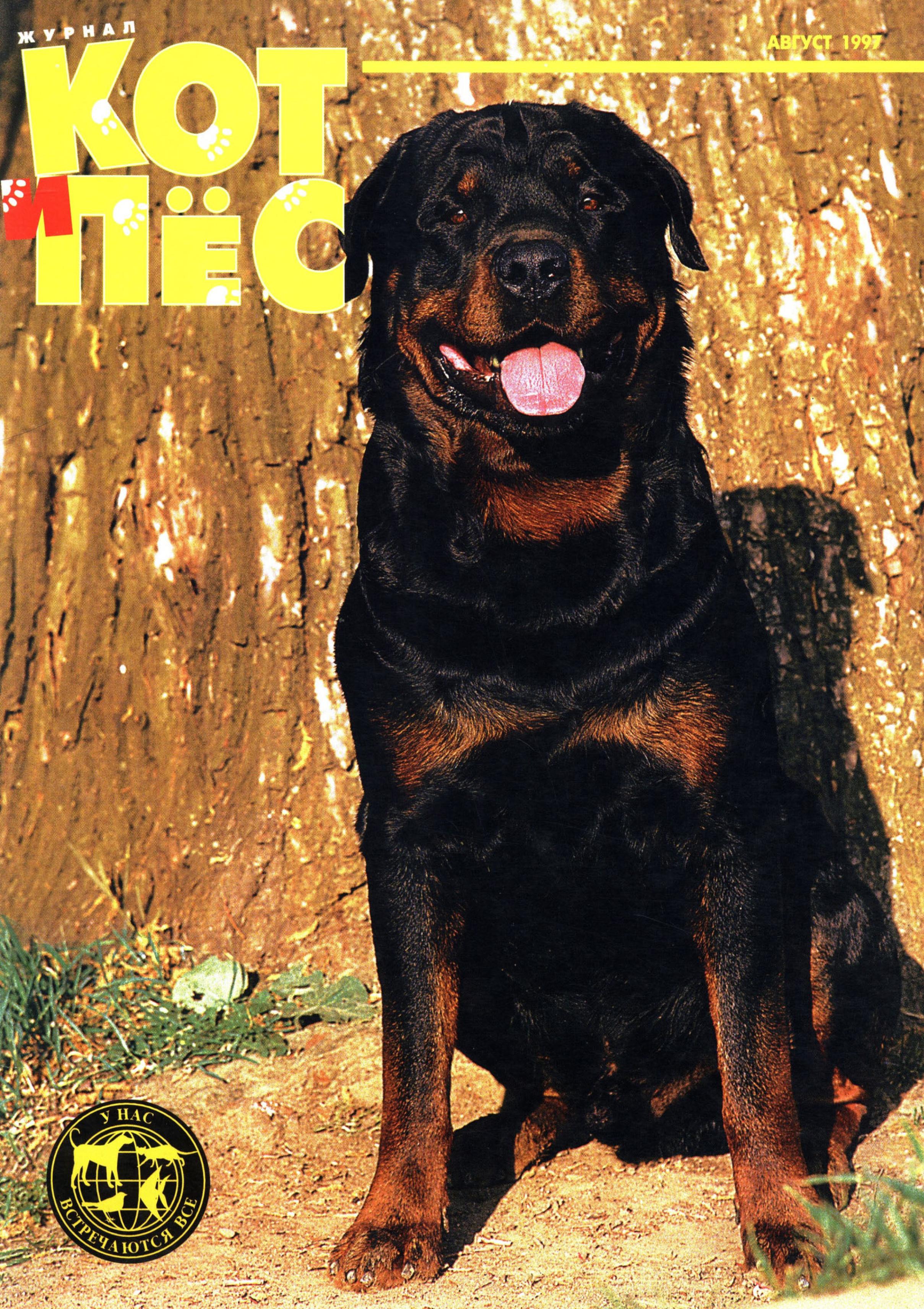 Кот и Пёс № 08/1997