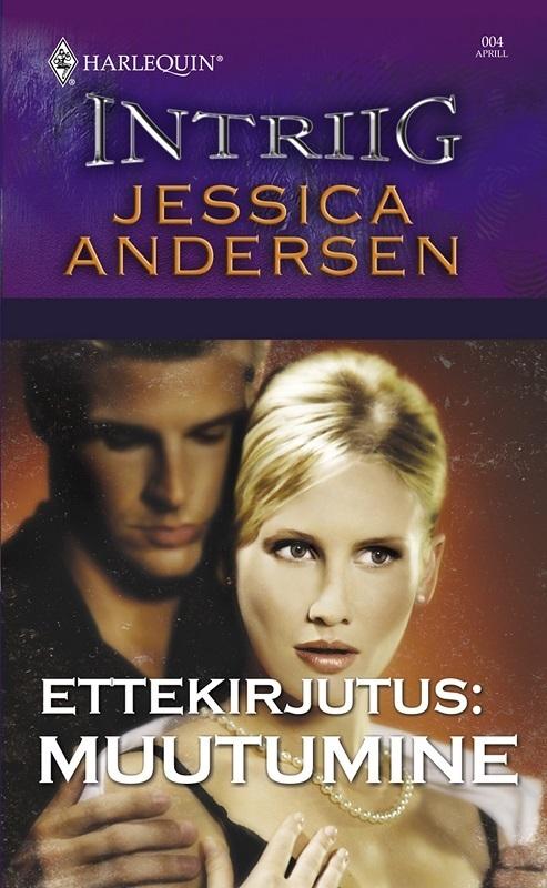 Jessica Andersen Ettekirjutus: muutumine цена и фото