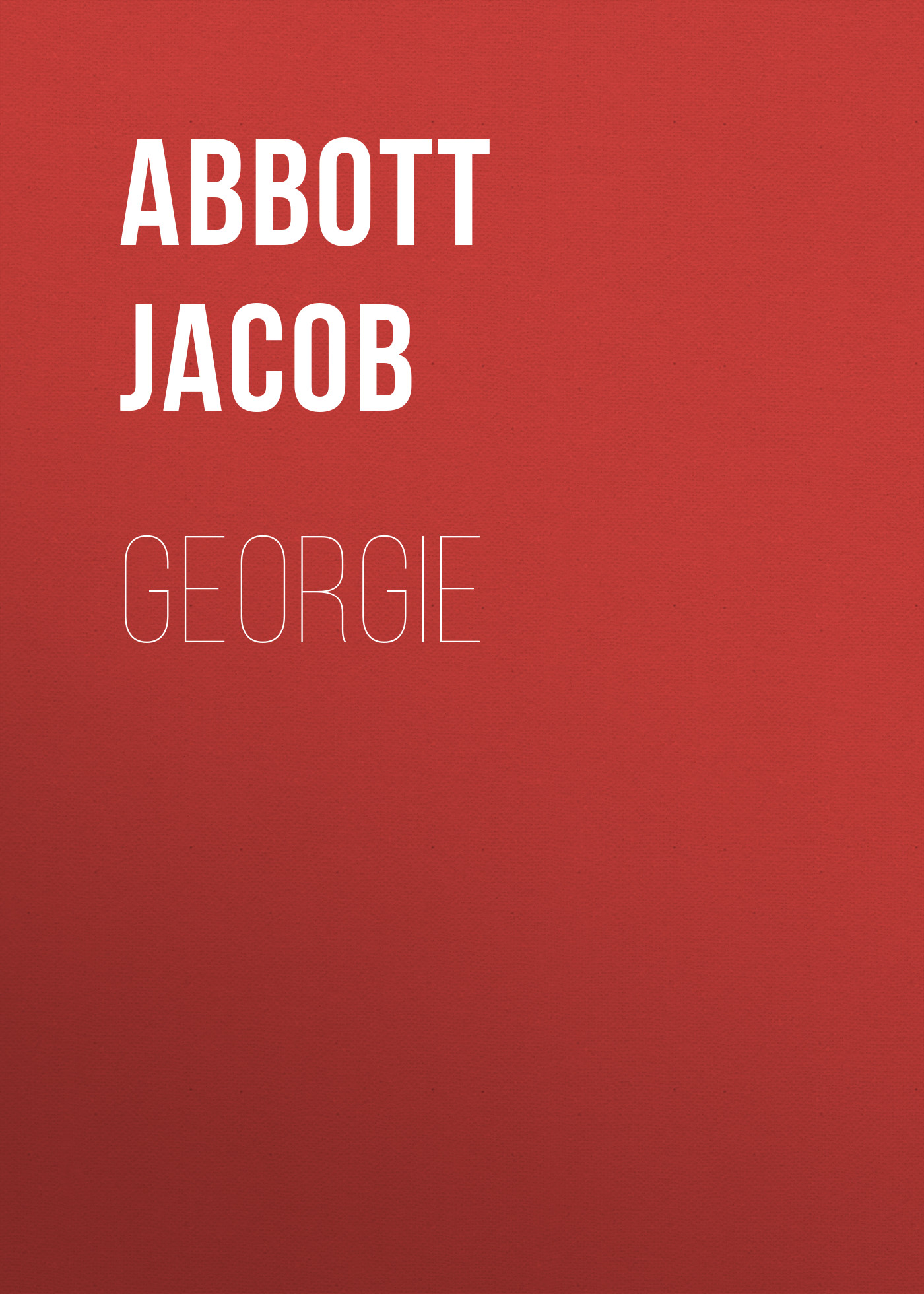 Abbott Jacob Georgie