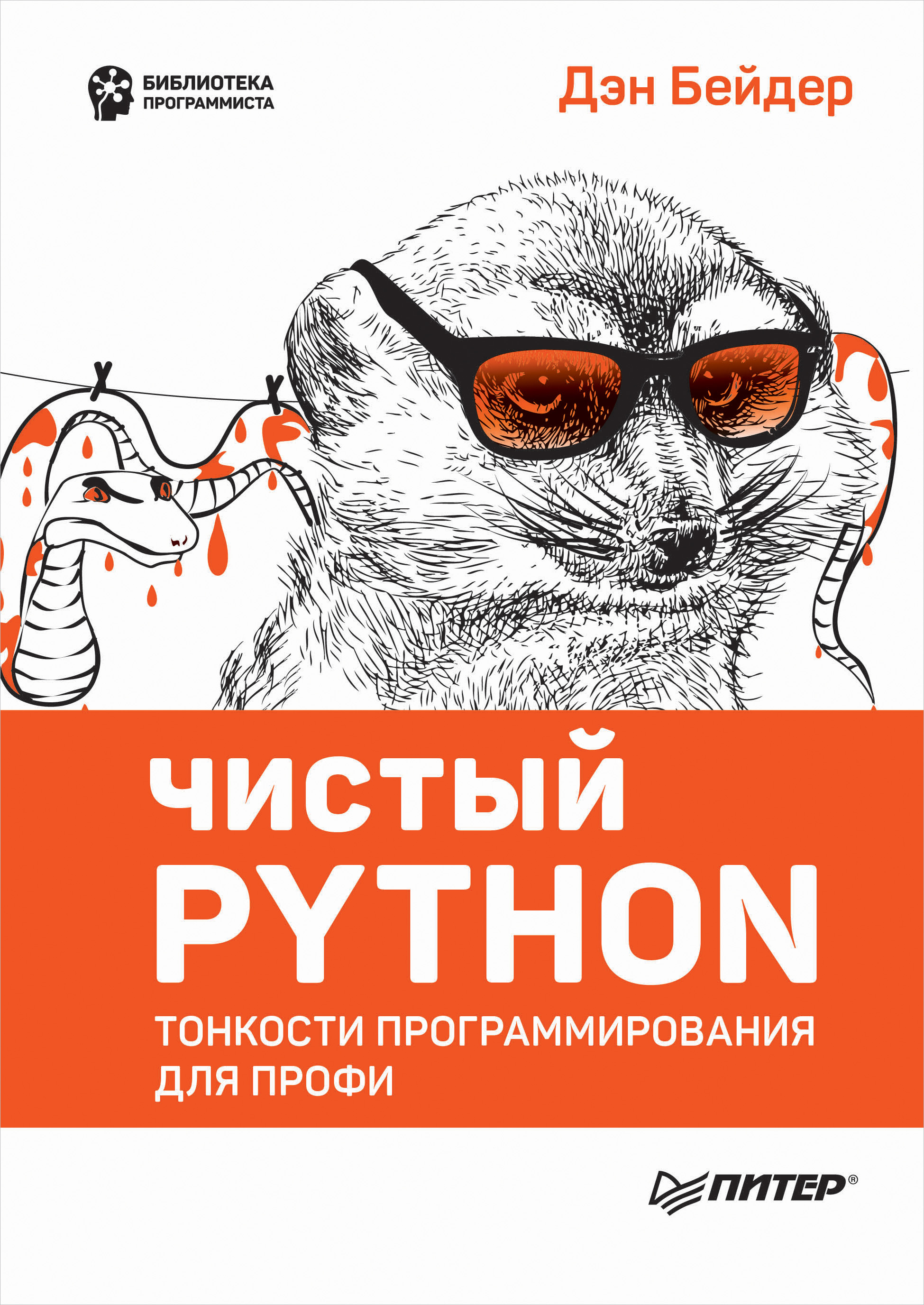 Чистый Python. Тонкости программирования для профи