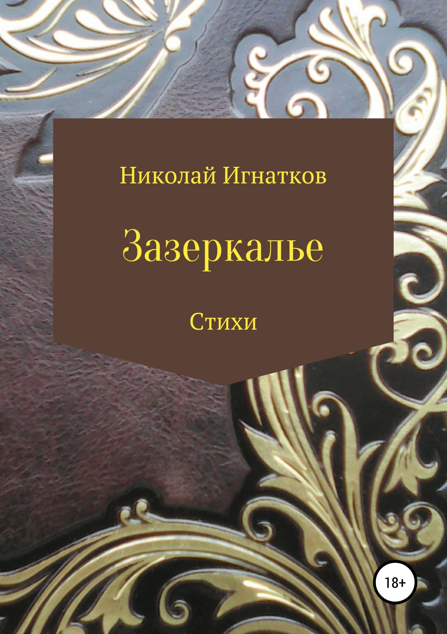 Николай Викторович Игнатков Зазеркалье. Книга стихотворений цена