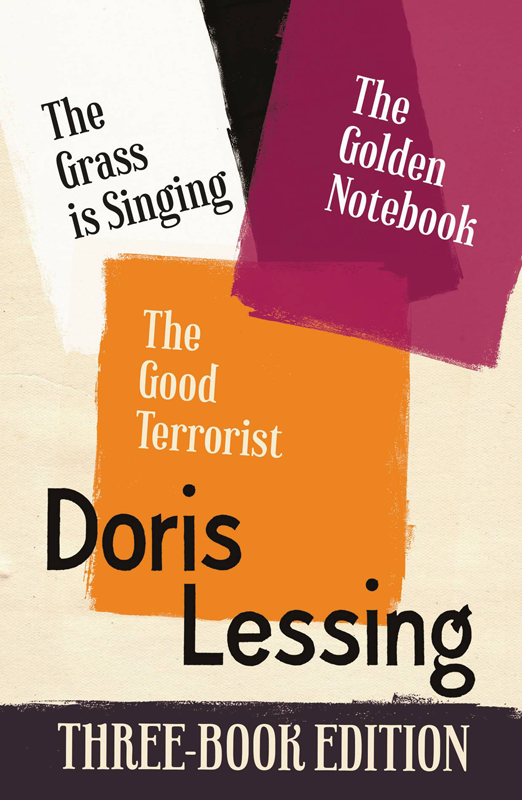 Doris Lessing Doris Lessing Three-Book Edition: The Golden Notebook, The Grass is Singing, The Good Terrorist doris lessing the temptation of jack orkney collected stories volume two