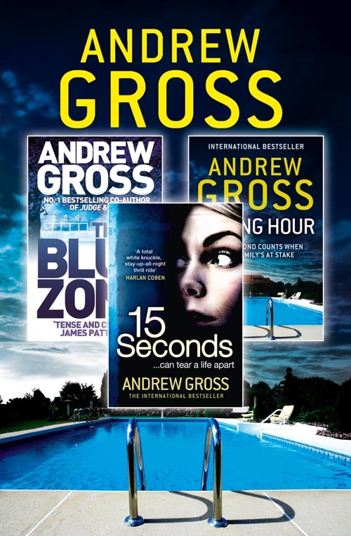Andrew Gross Andrew Gross 3-Book Thriller Collection 2: 15 Seconds, Killing Hour, The Blue Zone henry darling chastened but not killed a discourse delivered on the day of the national fast august 4th 1864 in the fourth presbyterian church albany