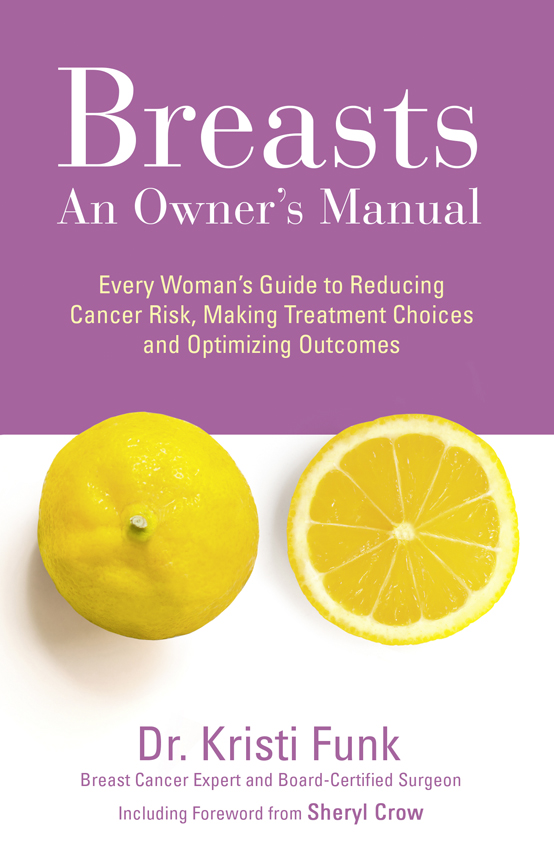 Kristi Funk Breasts: An Owner's Manual: Every Woman's Guide to Reducing Cancer Risk, Making Treatment Choices and Optimising Outcomes bargain price 100pcs new mbr0520 0 5a 20v schottky sod 123 making b2 mbr0520lt mbr0520lt1 ics