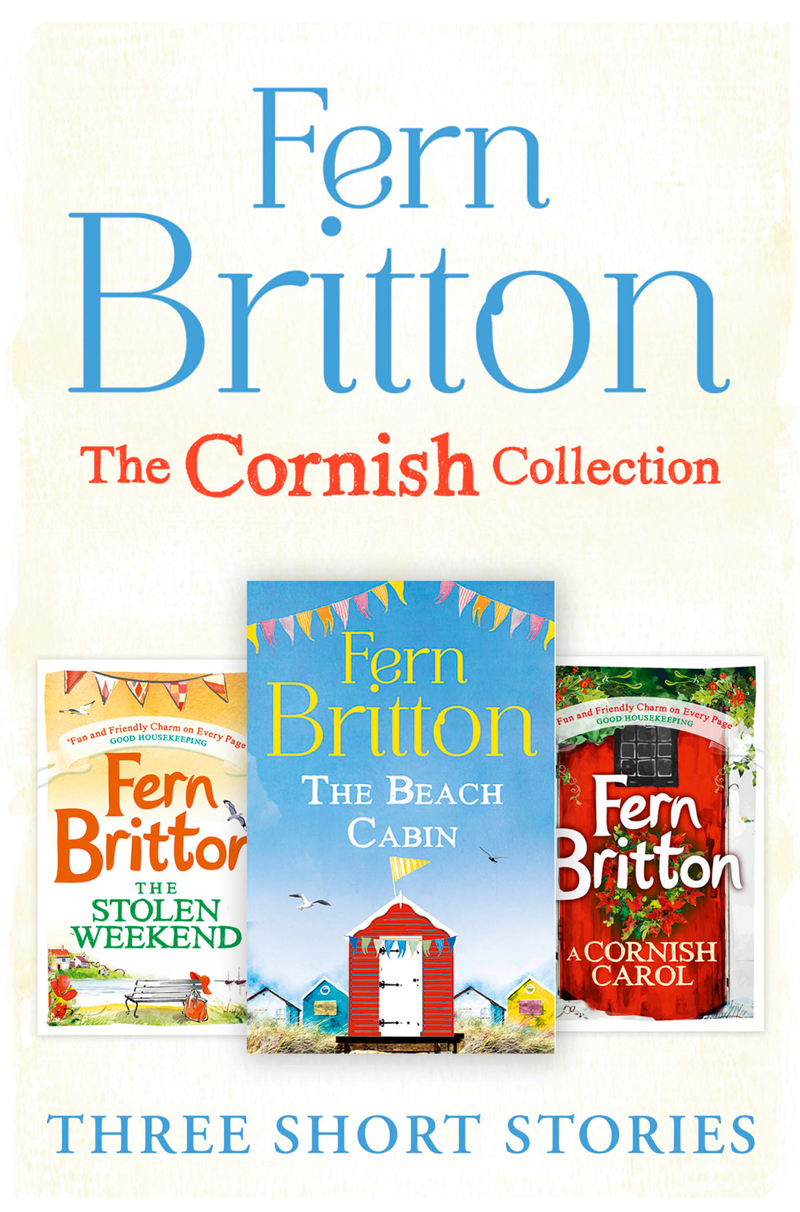 Fern Britton Fern Britton Short Story Collection: The Stolen Weekend, A Cornish Carol, The Beach Cabin piran mt1000