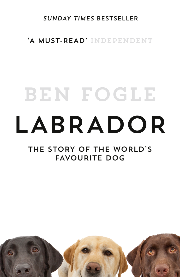 Ben Fogle Labrador: The Story of the World's Favourite Dog gough alex breed predispositions to disease in dogs and cats