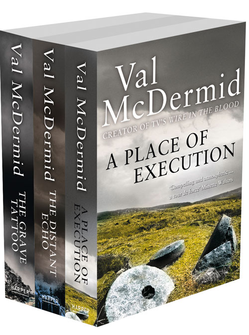 Val McDermid Val McDermid 3-Book Crime Collection: A Place of Execution, The Distant Echo, The Grave Tattoo сумка val vutti val vutti va019bwcrsw1