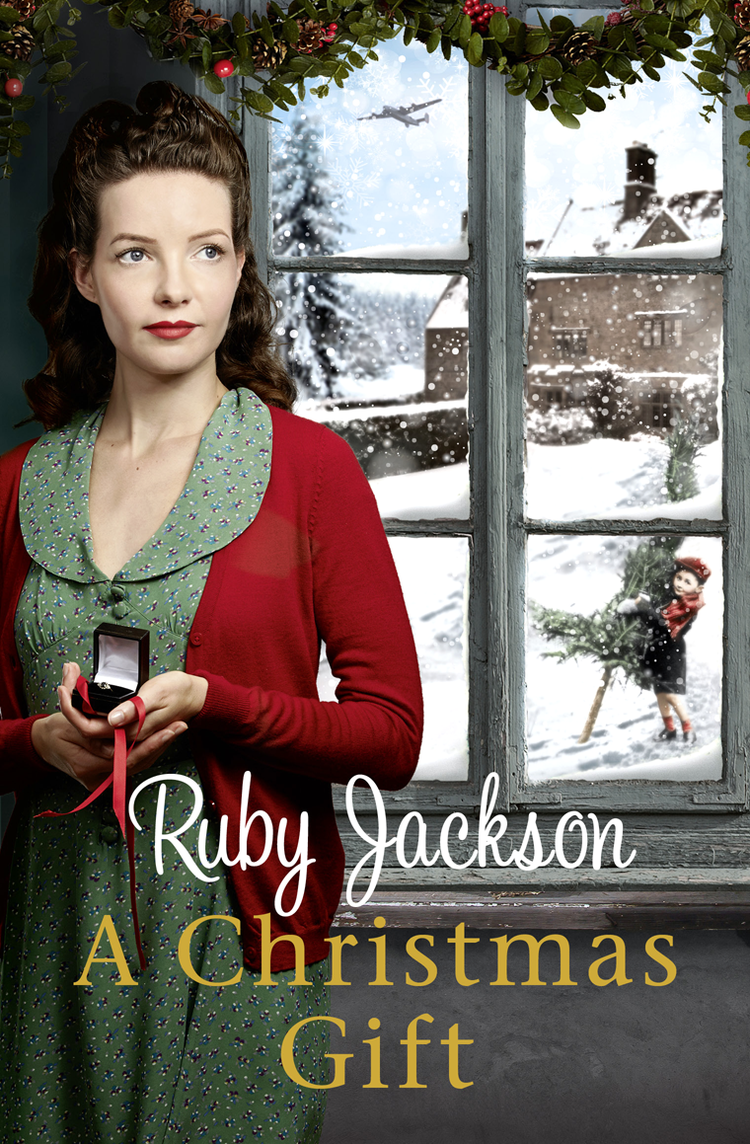 Ruby Jackson A Christmas Gift sally bayley girl with dove a life built by books