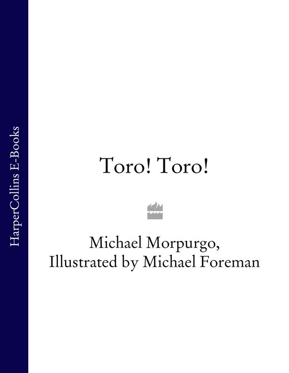 Michael Morpurgo Toro! Toro! michael morpurgo alone on a wide wide sea