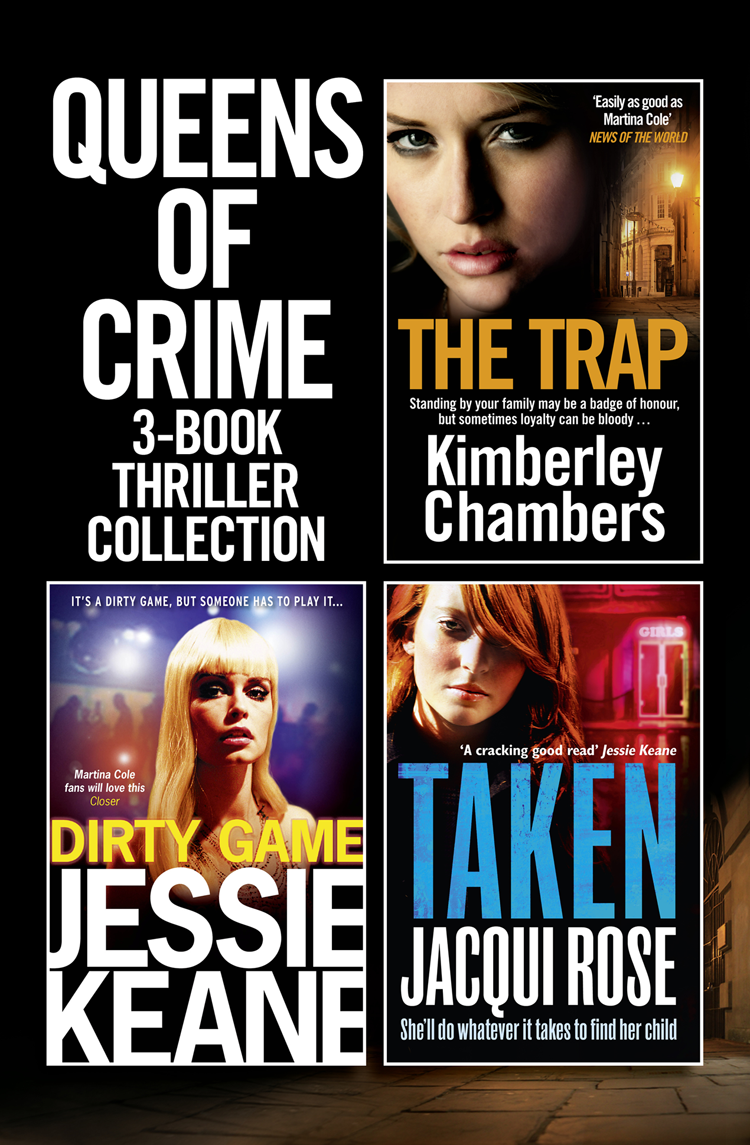 Kimberley Chambers Queens of Crime: 3-Book Thriller Collection kimberley chambers born evil