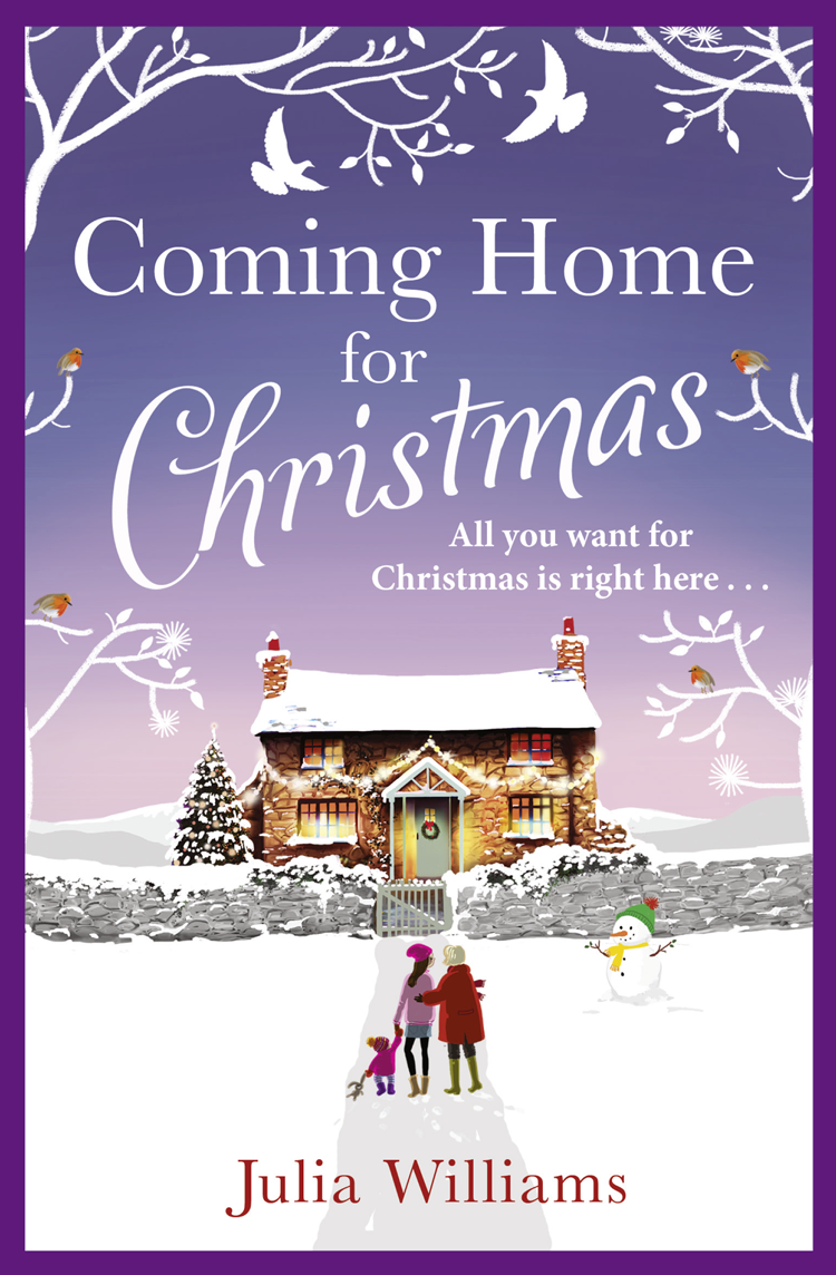 Julia Williams Coming Home For Christmas: Warm, humorous and completely irresistible! julia williams my christmas wish