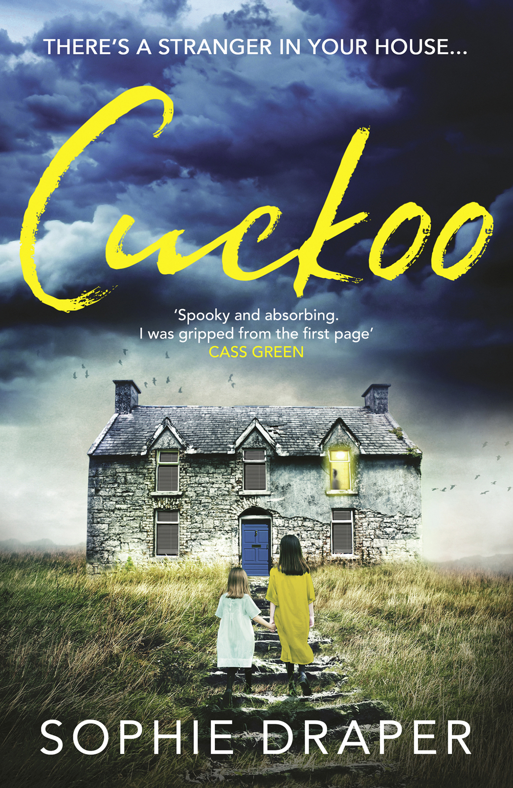 Sophie Draper Cuckoo: A haunting psychological thriller you need to read this Christmas claire allan her name was rose the gripping psychological thriller you need to read this year