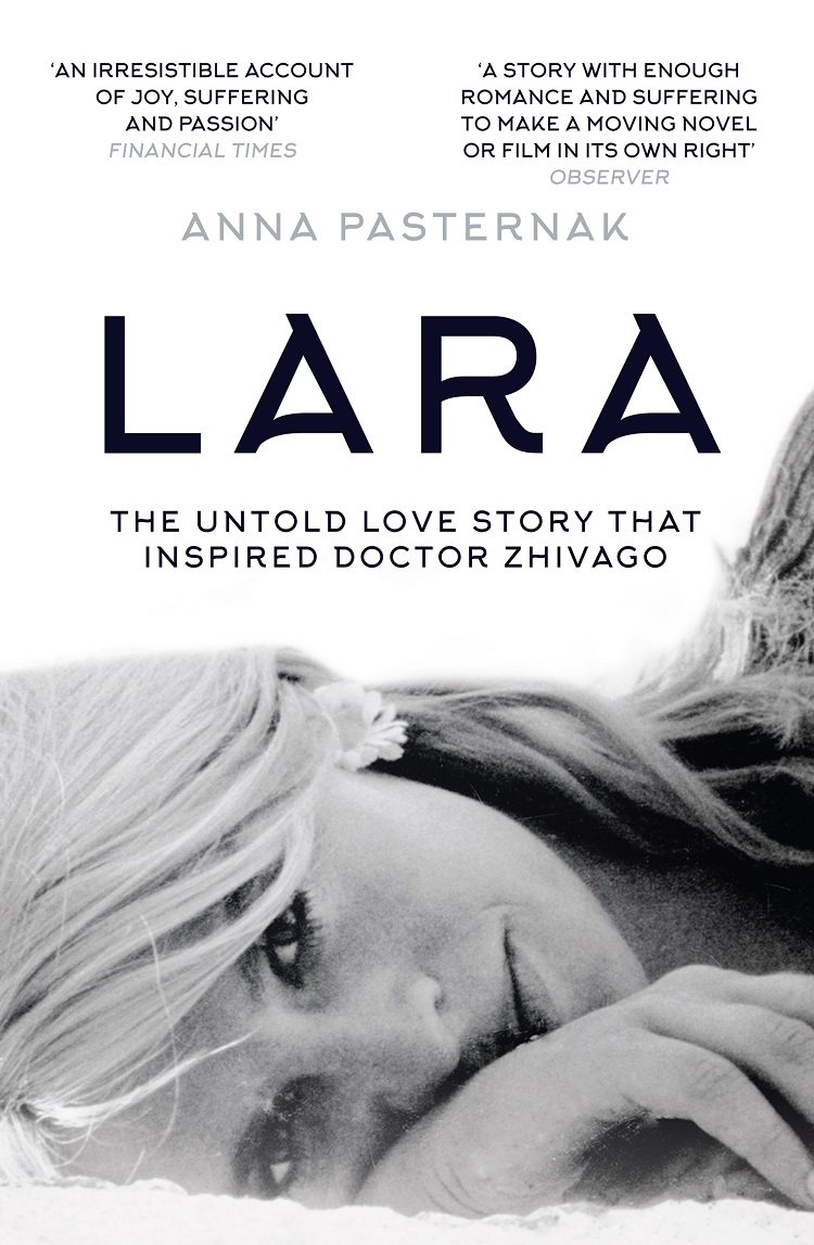 Anna Pasternak Lara: The Untold Love Story That Inspired Doctor Zhivago free shipping 2pcs waterproof gold detector gold hunter at propointer orange color