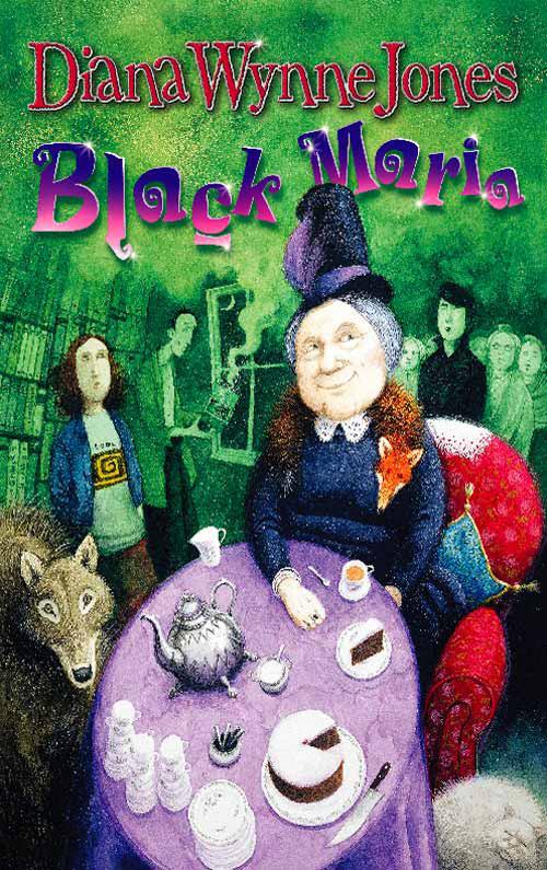 Diana Wynne Jones Black Maria diana wynne jones the ogre downstairs