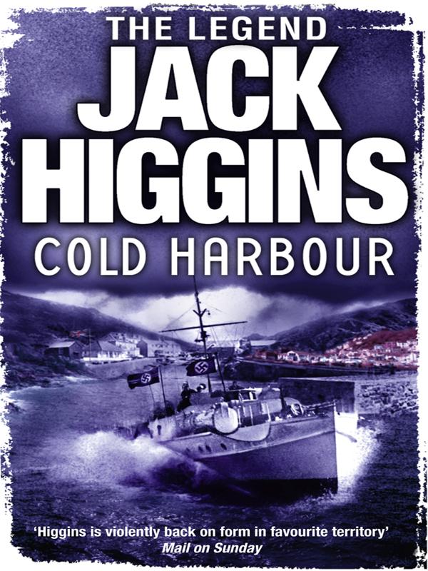Jack Higgins Cold Harbour garth ennis john higgins pride