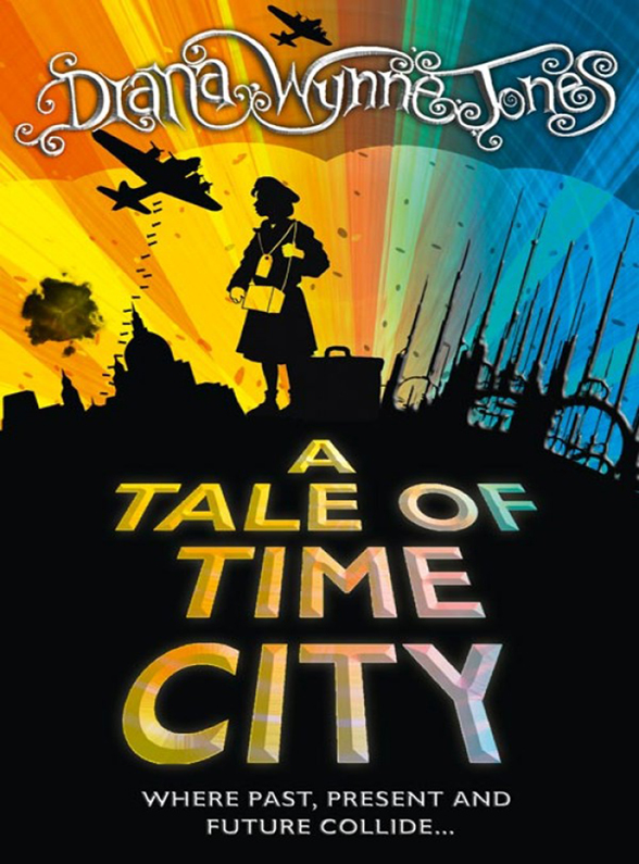 Diana Wynne Jones A Tale of Time City a city through time