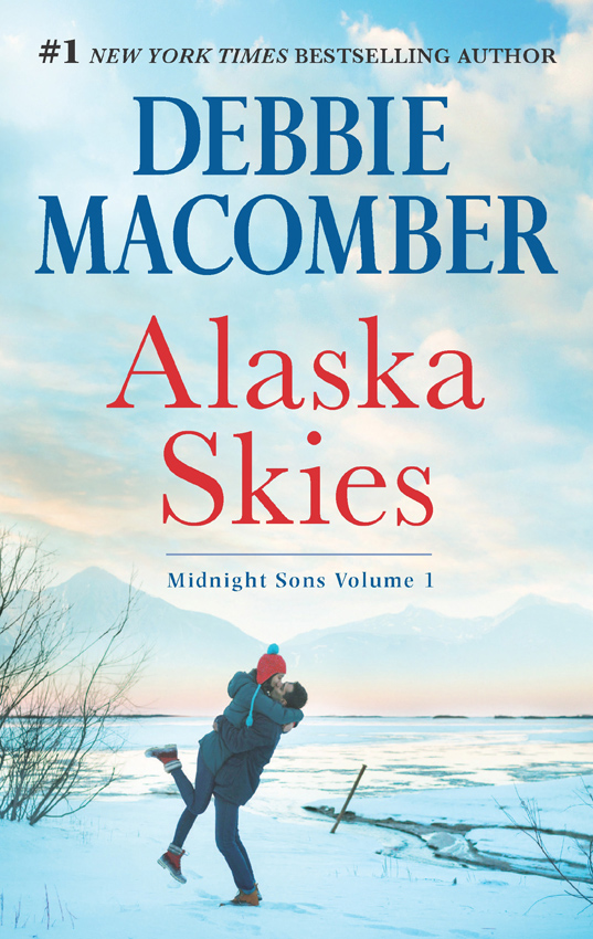Debbie Macomber Alaska Skies: Brides for Brothers / The Marriage Risk debbie macomber alaska home falling for him ending in marriage midnight sons and daughters