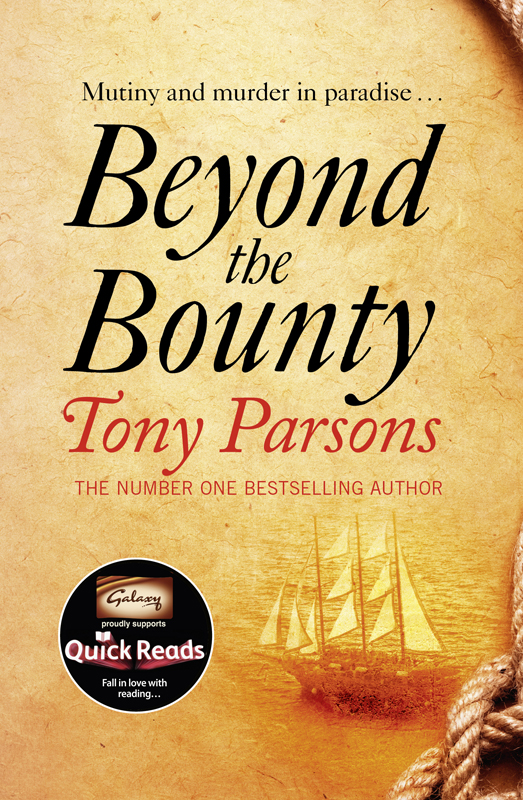 лучшая цена Tony Parsons Beyond the Bounty