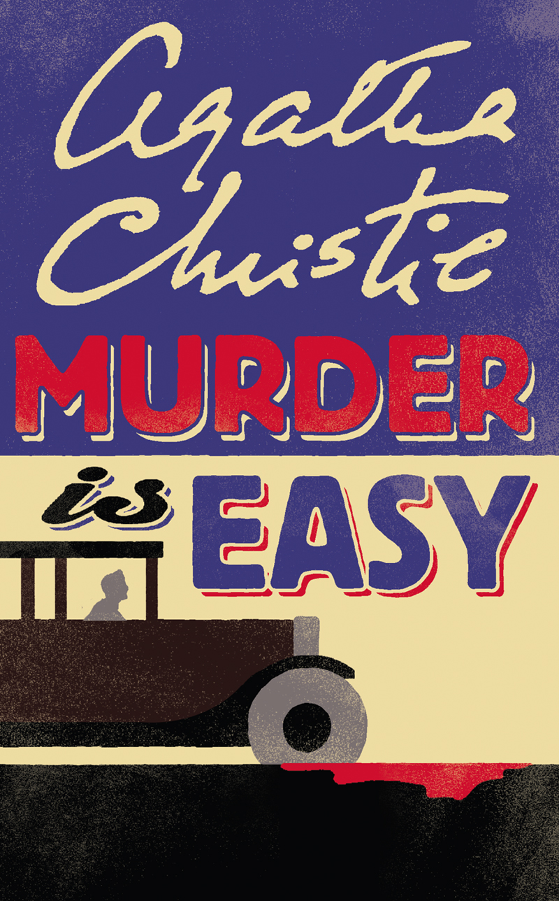 Агата Кристи Murder Is Easy christie a murder in mesopotamia
