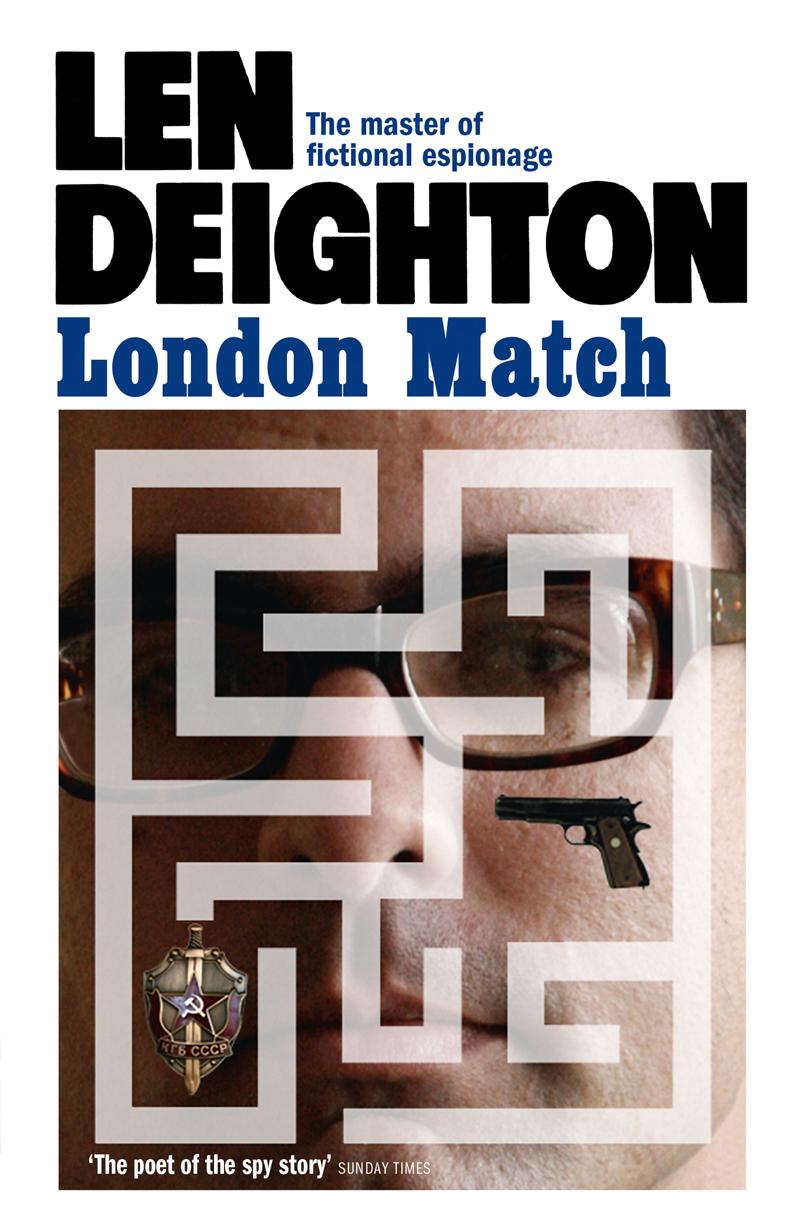 Len Deighton London Match len deighton ss gb