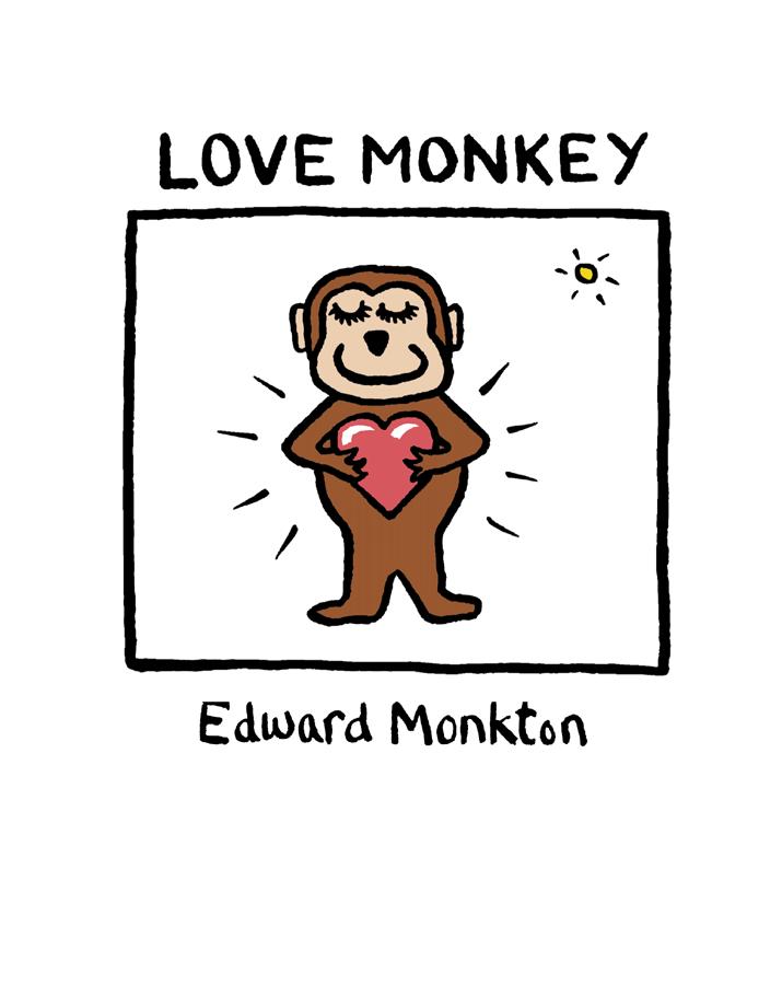 Edward Monkton Love Monkey цена и фото