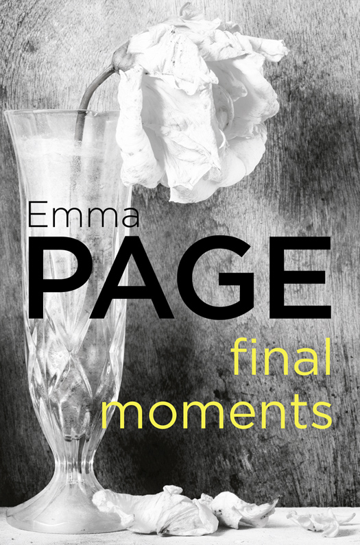 Emma Page Final Moments emma page scent of death