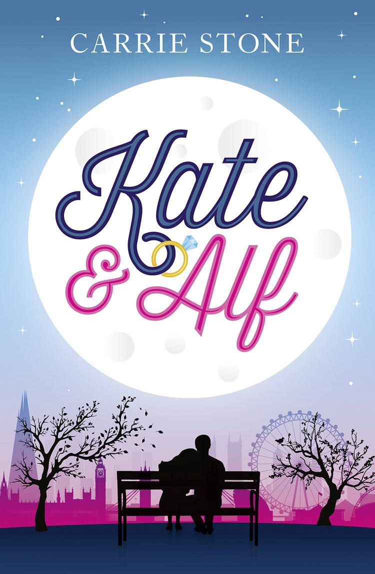 Carrie Stone Kate & Alf коляска прогул alf i smile line al 08 синий голубой