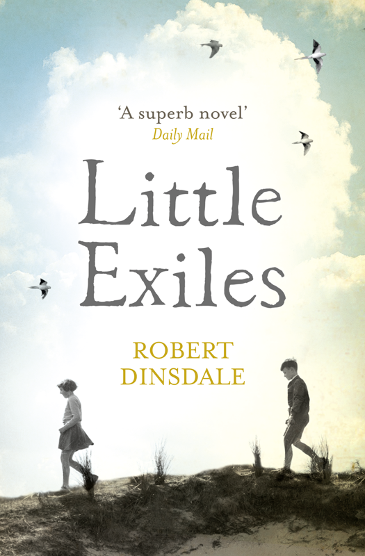 Robert Dinsdale Little Exiles froi of the exiles