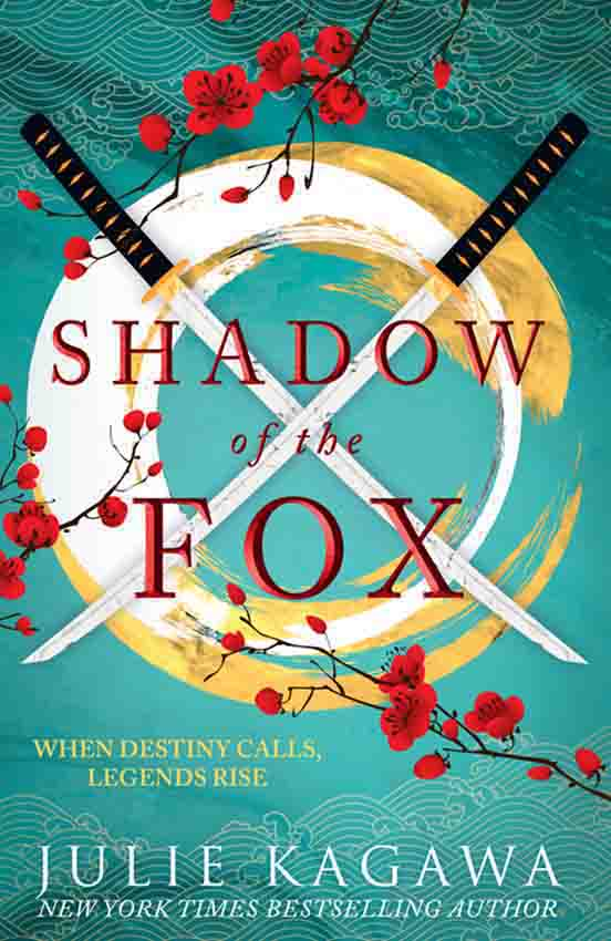 Julie Kagawa Shadow Of The Fox: a must read mythical new Japanese adventure from New York Times bestseller Julie Kagawa new york times book of medicine