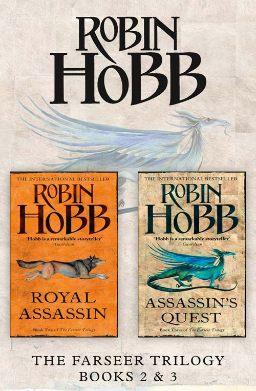 Робин Хобб The Farseer Series Books 2 and 3: Royal Assassin, Assassin's Quest hobb r assassin s fate book iii of the fitz and the fool trilogy