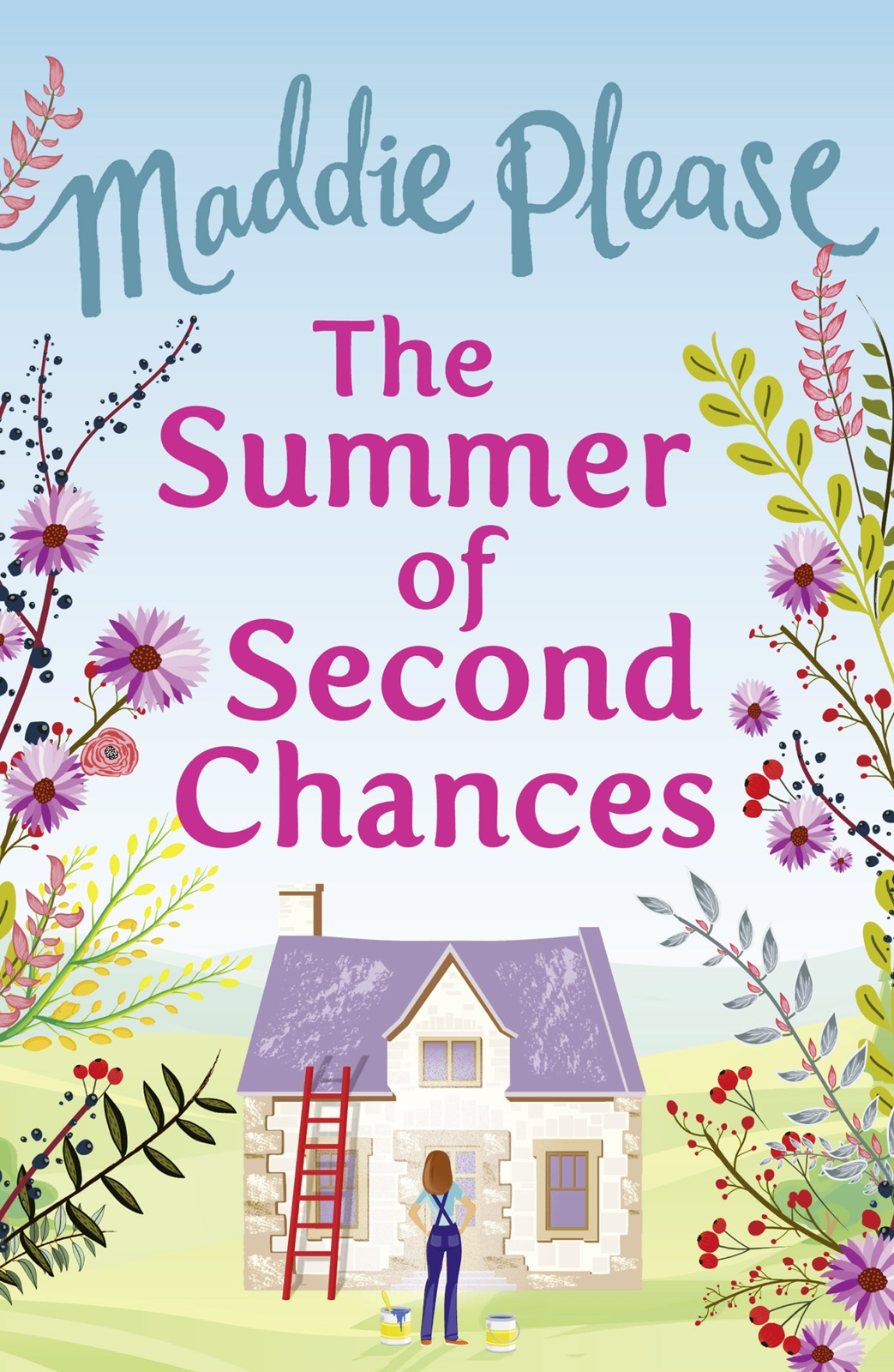 Maddie Please The Summer of Second Chances: The laugh-out-loud romantic comedy jaimie admans the chateau of happily ever afters a laugh out loud romcom