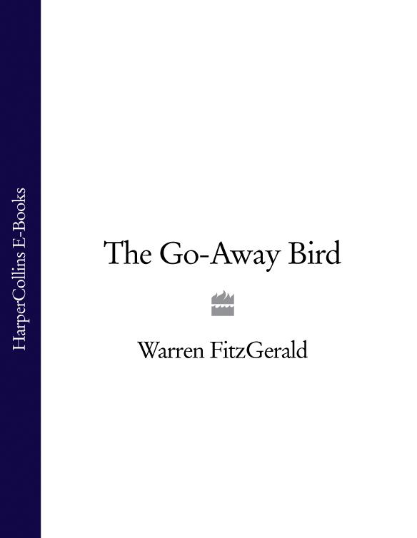 Warren Fitzgerald The Go-Away Bird soft flannel funny go away door mats